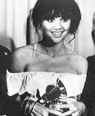 Linda Ronstadt received a Grammy for Best Female Pop/Rock Vocal for Hasten Down the Wind